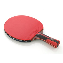 Professionele 6 Ster <span class=keywords><strong>Tafeltennis</strong></span> <span class=keywords><strong>Racket</strong></span> 7 ply Voor Match Training