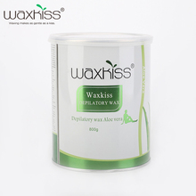 Waxkiss depilatory sof creme wax for hair removal
