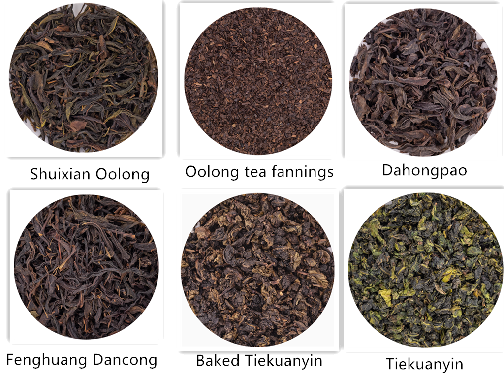 Organic oolong tea fannings slimming tea certified EC and USDA - 4uTea | 4uTea.com