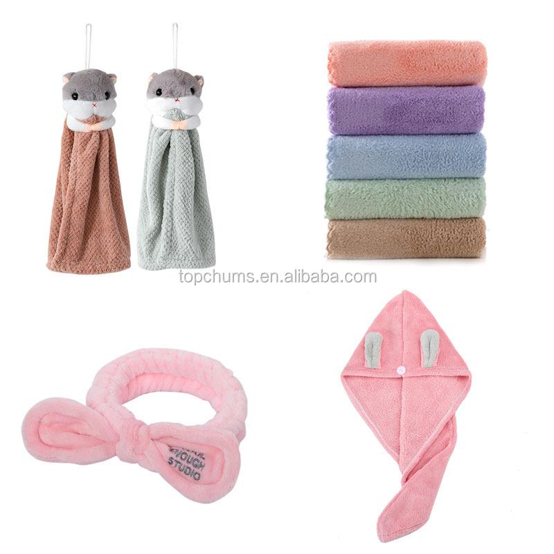 fleece towel