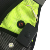 Hi vis LED light reflective sports vest cycling clothing for men