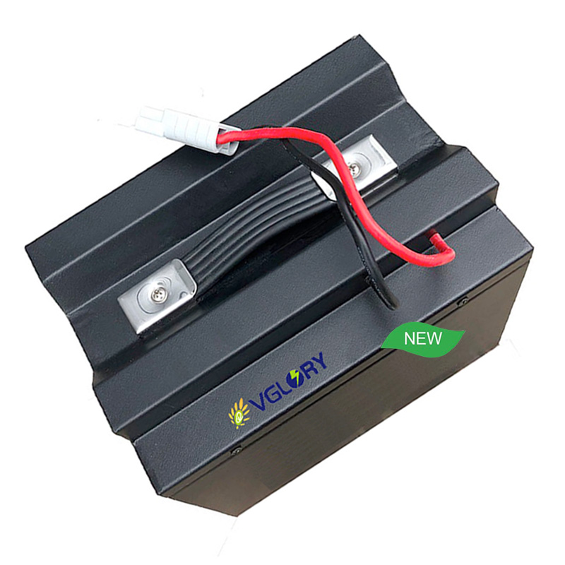 China Wholesale Good consistency 48v lithium battery for electric bike28ah