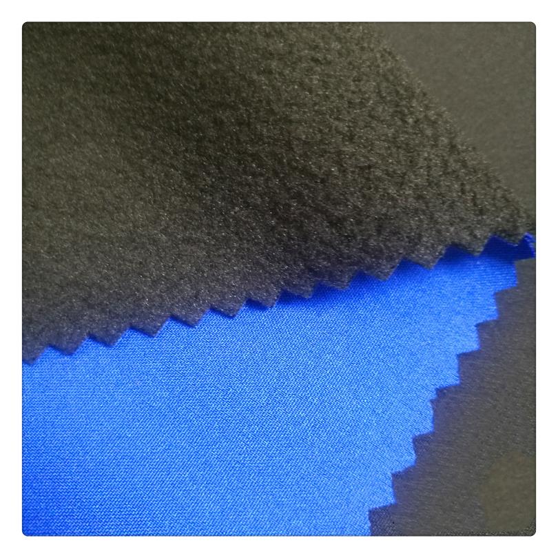 Wholesale 4-way stretch ski wear fabric jacket fabric waterproof softshell jacket fabric