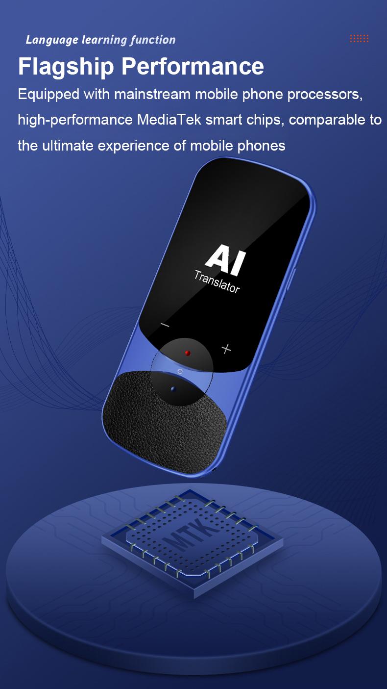 Vormor en çok satan T11 akıllı bluetooth ses çevirmen
