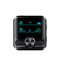 Mini 8GB HIFI Sport <span class=keywords><strong>Bluetooth</strong></span> <span class=keywords><strong>MP3</strong></span> <span class=keywords><strong>Lettore</strong></span> Audio Digitale Registratore Vocale Professionale 8GB Schermo <span class=keywords><strong>OLED</strong></span> Radio Dittafono