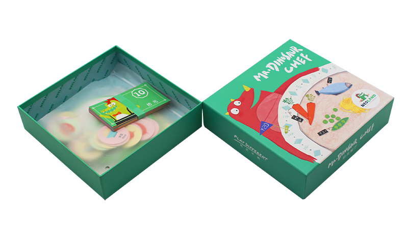 OEM Customized high quality educational puzzle board game for kids