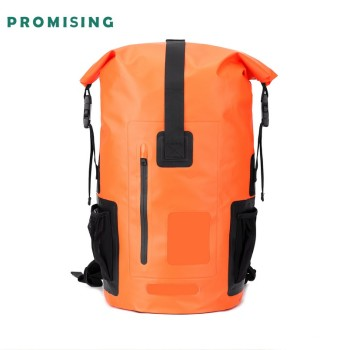 PVC Nylon Outdoor Travel Packable Drawstring Rucksack Military For Women's sea to summit dry bag