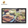 Raypodo Wall mounted Wide Viewing Angle 24 inch capacitive touchscreen monitor