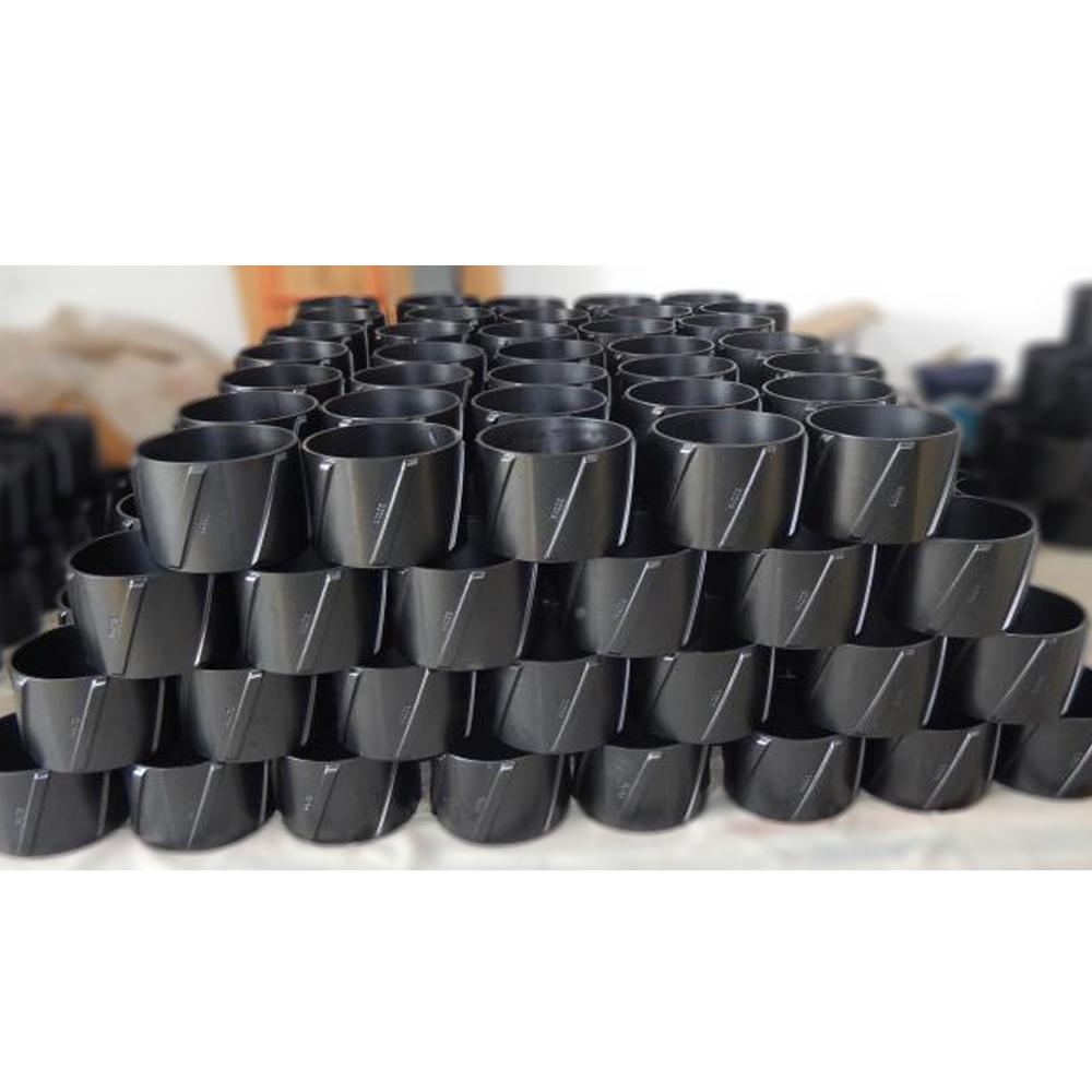 Neue erweiterte erdöl ausrüstung Slip auf Einzelnen Stück Bogen Frühling Centralizer Beste-verkauf bohren aids