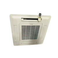 Heating Cooling System Chilled Water Cassette Type FCU Fan Coil Unit