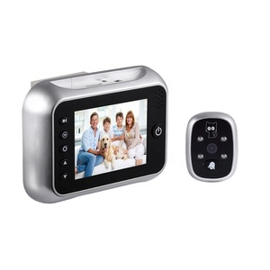 Best price doorbell camera smart phone night vision for glass door