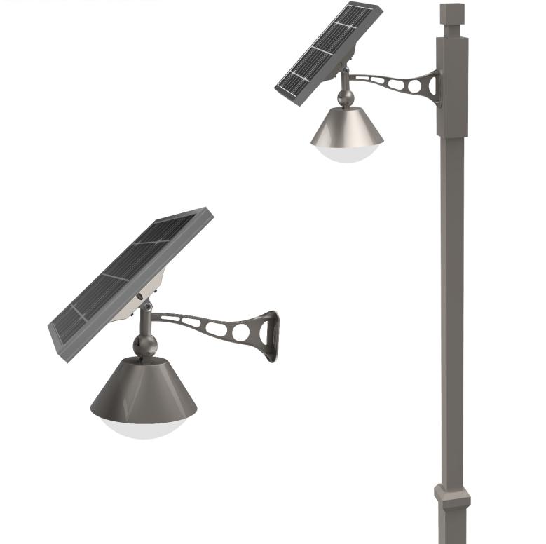 Bosiwei Garden New Led Light Solar Outdoor Wall Lamp Fitting 15W 20W Waterproof Outdoor Wall Lamp