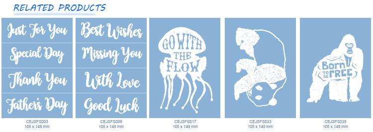 Thu Thập Những Khoảnh Khắc Đười Ươi Tùy Chỉnh Sơn Resable Vải Tự Dính Stencil DIY Thủ Công Vẽ Trang Trí Stencils Set Đối Với Gỗ