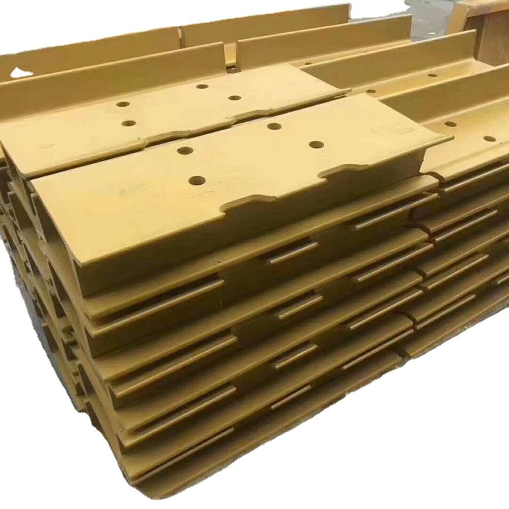 Katze bulldozer bagger track schuh triple grouser kran fahrwerk teile stahl platte track schuh d10 320b d4h sumpf planierraupe pads