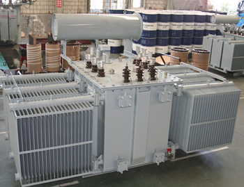 Oil Immersed Transformers 3D Core Oil Immersed Transformers Factory Supply Power Transformers