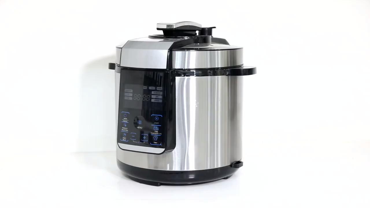 Wholesale german pressure multi cooker quality assurance