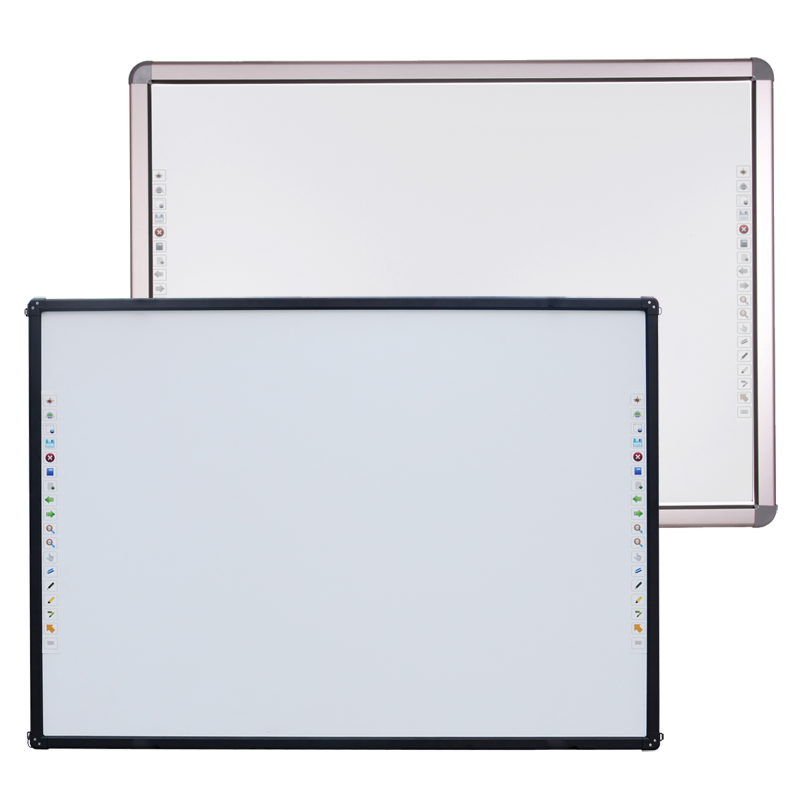 2019 Riotouch IR touch <strong>all</strong> in one interactive whiteboard smart <strong>board</strong> <strong>of</strong> aluminum frame for classroom with teaching software