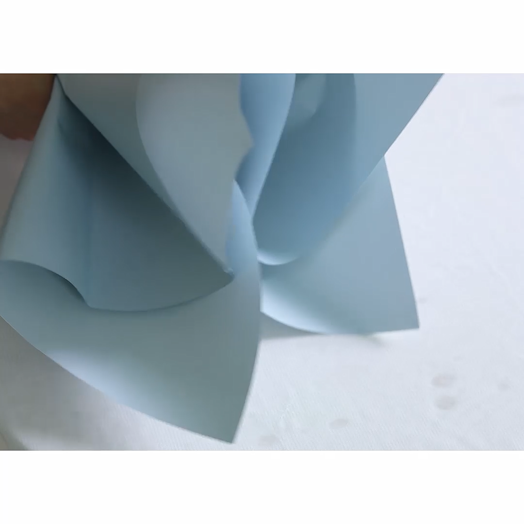 Wholesale korea style waterproof flower bouquet packing paper two Sided matte flower wrapping paper