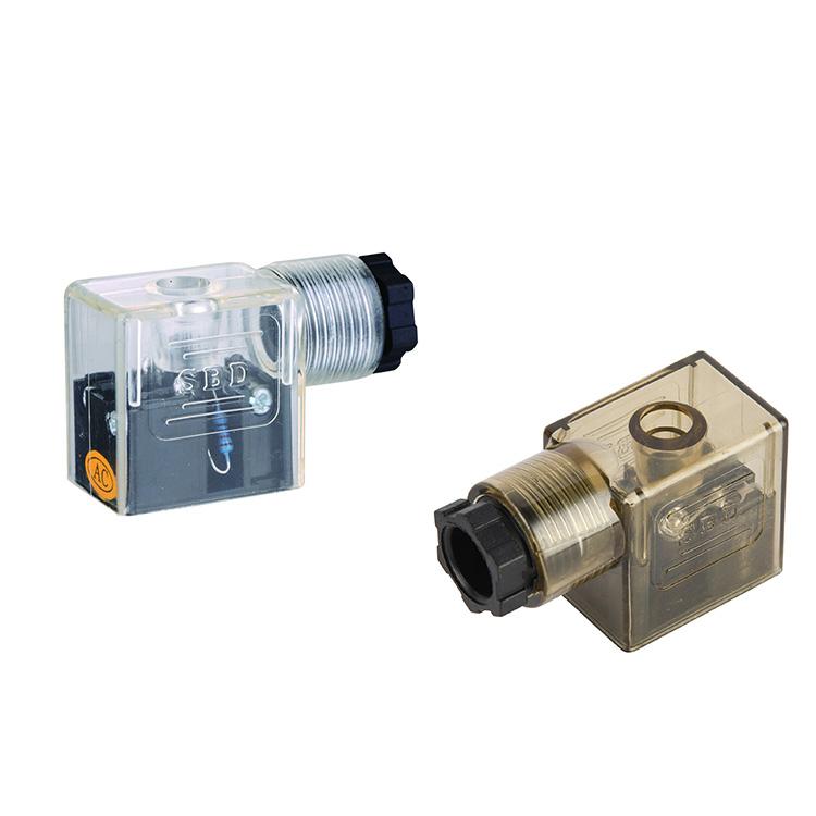 2/2 3/2 части клапана высокая магнитная проницаемость электромагнитные компоненты Плунжер арматура набор