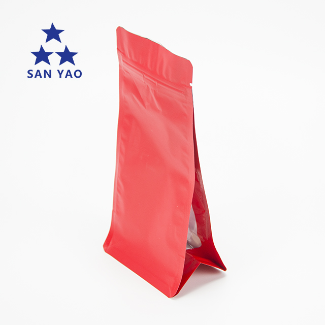 Reusable Frosted Biodegradable Custom Printed Eco Friendly Stand Up Plastic Zip Lock Bag