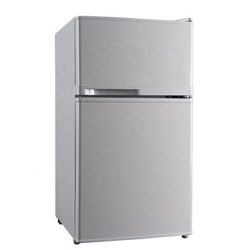 High quality refrigerators freezers home mini Double Door Electric Refrigerator/fridge