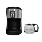 Coffee Grinder Maker Automatic 0.75L Coffee Grinder And Espresso Coffee Maker 3 In 1 Dripper Coffee Maker