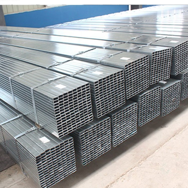 Galvanized Square And Rectangular Steel Pipe Hollow ...