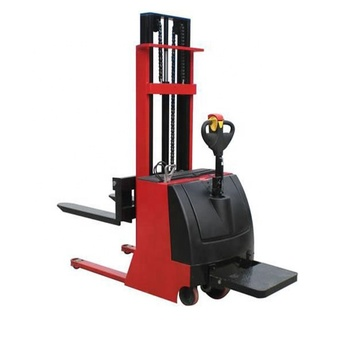 China brand electric pallet stackers for sale