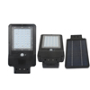 Big battery wall pole mounted outdoor best solar lamps for africa, motion sensor sport light security light solar for garden