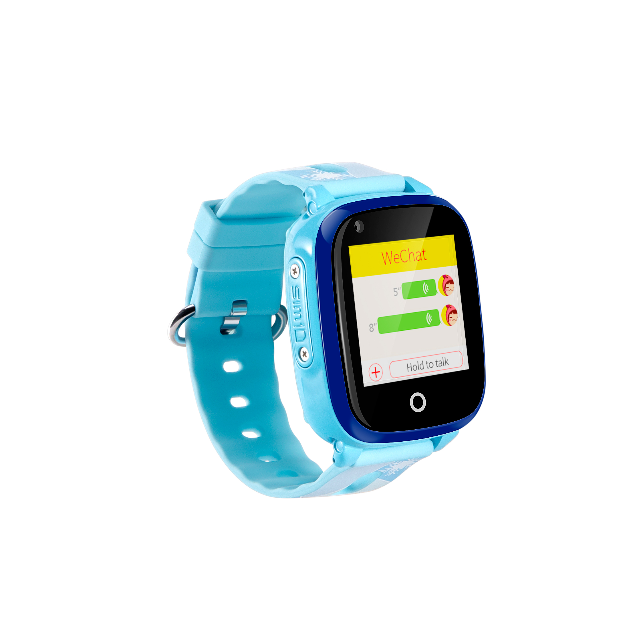 Children Wristwatch Kids 4G Smart Watch GPS tracking video call Smart Wrist Watch
