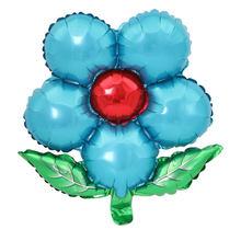 1P55x58cm лепесток восемь цветов цветок фольги воздушный шар свадебное платье до празднования день рождения День Святого Валентина украшение д...(Китай)