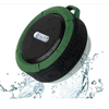 Outdoor mini portable bluetooth wireless speaker waterproof speaker with suction cup support mic/ shower calls/FM radio