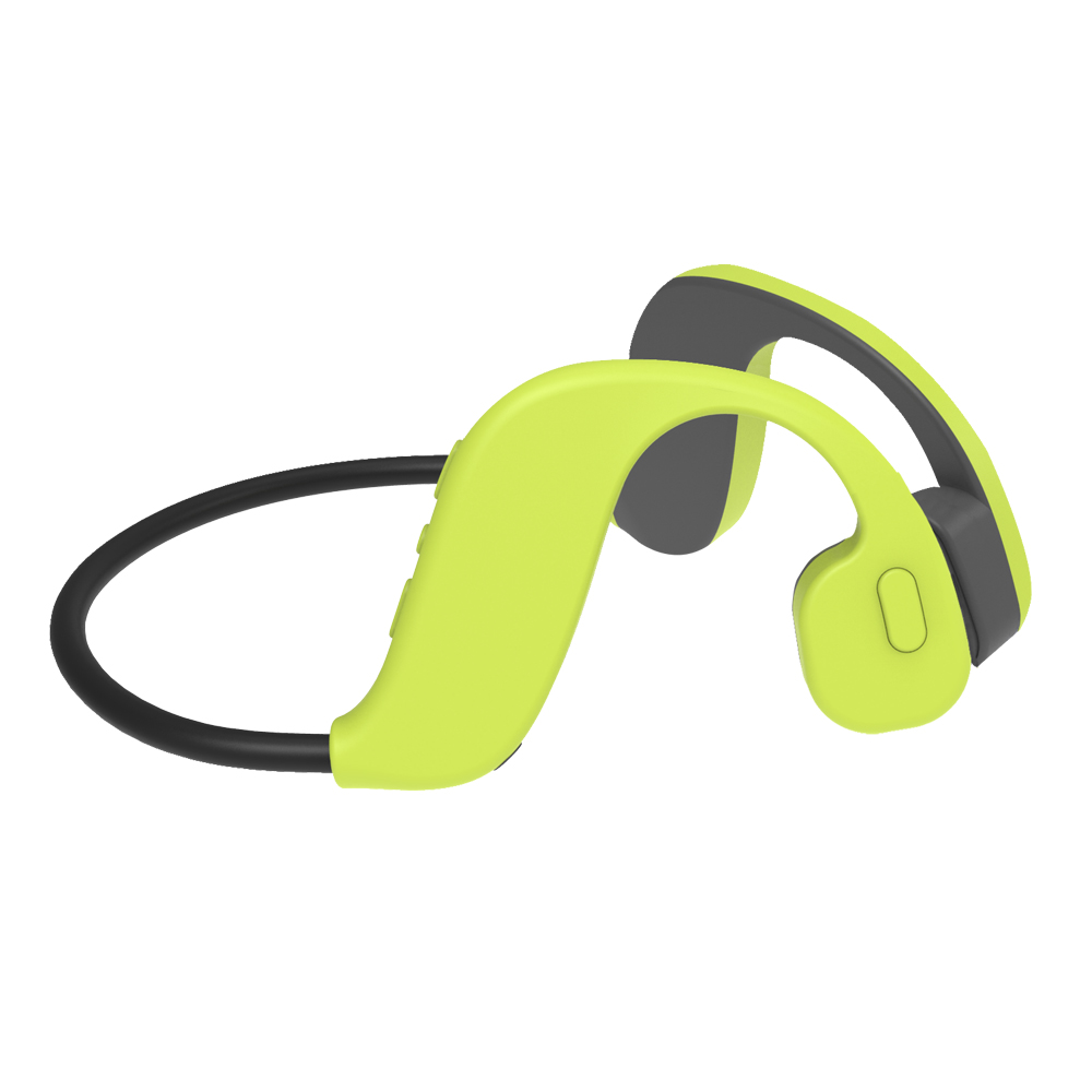 Y8 <strong>MP3</strong> <strong>Player</strong> IPX8 Waterproof Sport Bone Conduction Swimming Earphones with 32GB Fitness Wireless <strong>MP3</strong> Music <strong>Player</strong>