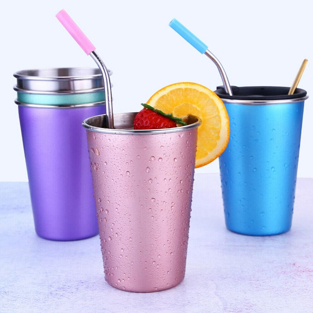 High Quality Cheap cups aluminum copper tumbler cups Latest style High quality stainless steel tumbler cups