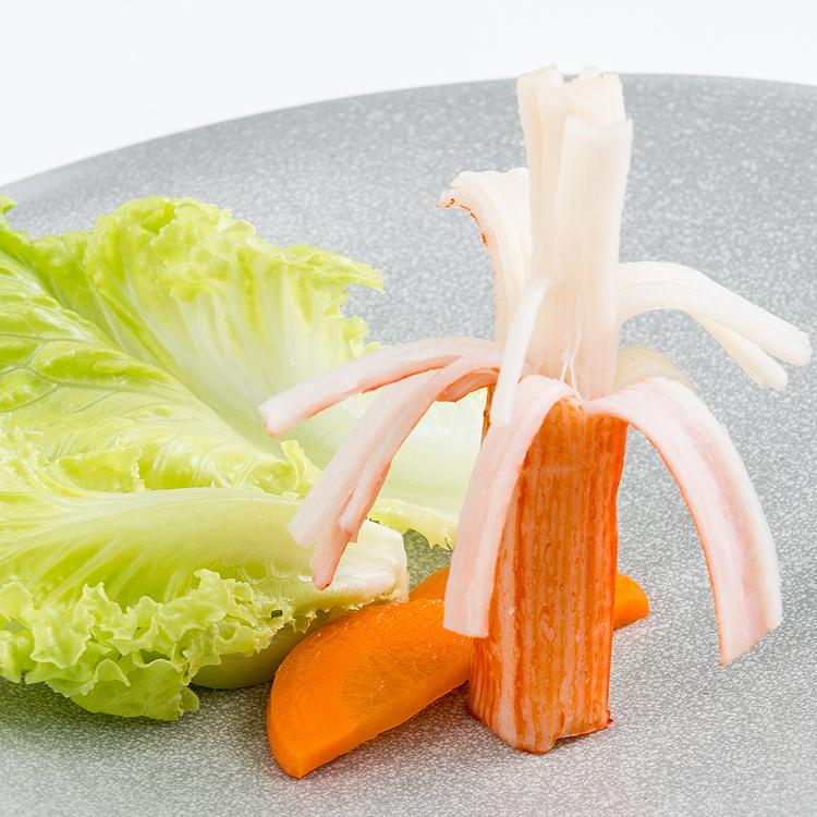 LICHUAN Frozen Seafood Surimi / Frozen Surimi Crab Stick surimi products pangasius halal frozen
