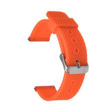 Роскошные брендовые Мягкие резиновые силиконовые часы ремешок 18 мм 20 мм 22 мм 24 мм быстросъемный ремешок для часов браслет для navitimer/Breitling рем...(Китай)