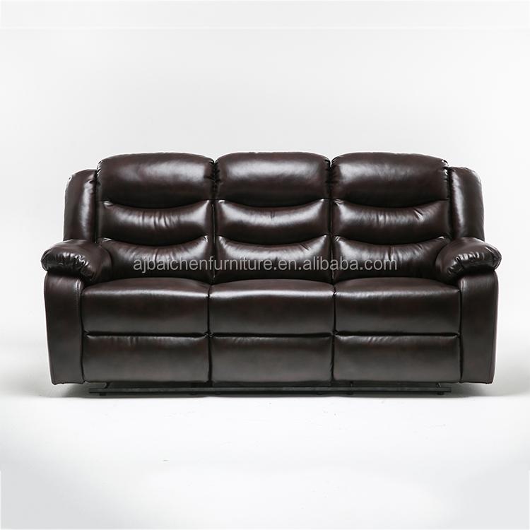 최신 디자인 럭셔리 가구 안락 의자 소파 세트 거실 가구 가죽