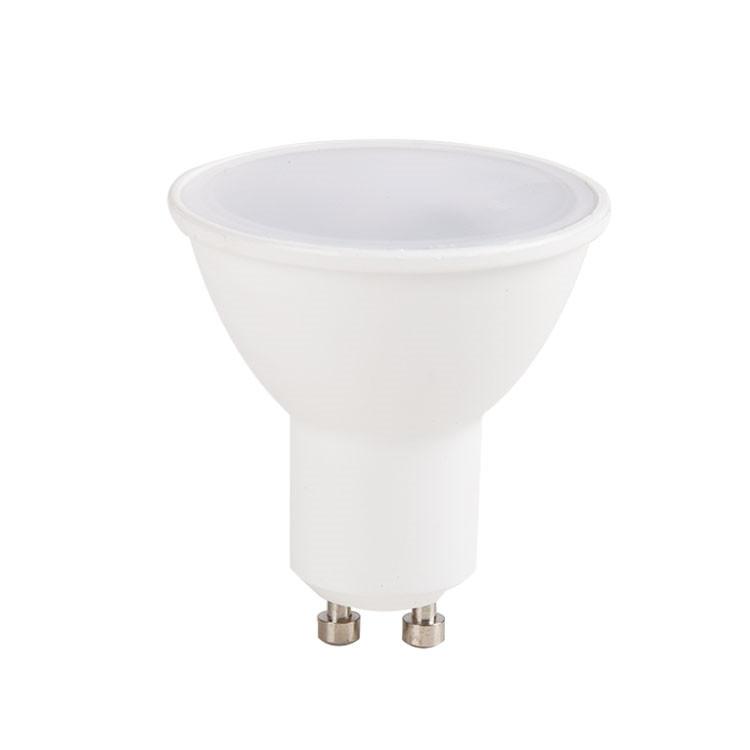 Rgb 원격 제어 led 전구 GU10 diy wifi 연결 전화 원격 스마트 램프 gu10 스포트 라이트