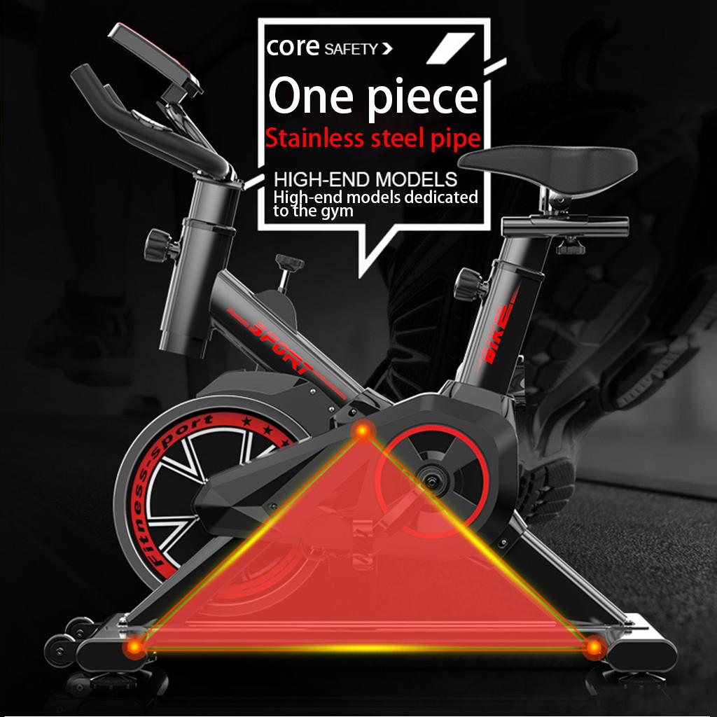 Gym equipment indoor spinning bike gym master body fit spinning bike