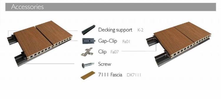 Baratos Placas Composite Decking Exterior Para Pergola