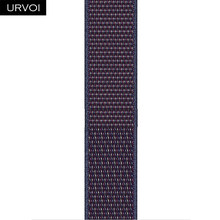 URVOI Sport loop band для apple watch series 5 4 3 ремешок для iwatch breathabe hook застежка тканый нейлон 40 мм 44 мм(Китай)