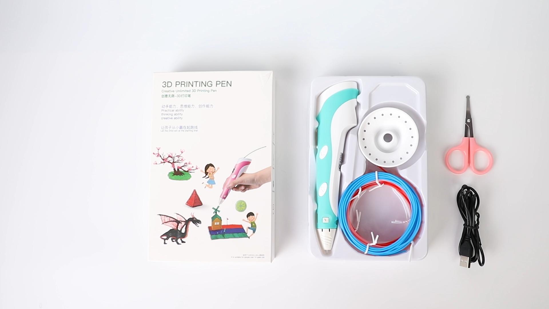 Smallest Kalem for 11 Year Old Children Printing 500Rs Filament Pr800 Digital Leo Evo Doodler 2 Max Amazon 3D Printer Pen