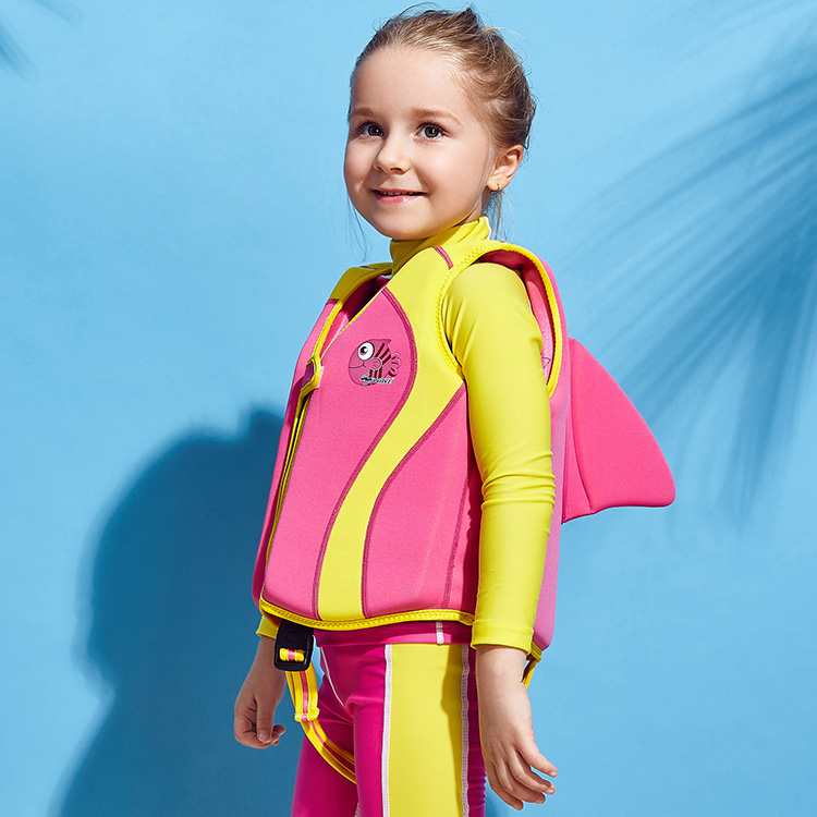 Personalized Light And Thin Baby Float Suit Swim Safety Marine Vest Children Kid Neoprene Printing <strong>Life</strong> Vest <strong>Jacket</strong> for Child