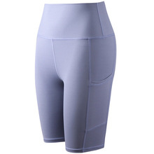 Delle <span class=keywords><strong>donne</strong></span> A Vita Alta Tummy Controllo di Allenamento di Yoga Bicchierini di Compressione Nero <span class=keywords><strong>Athletic</strong></span> Shoes Bike Da Corsa Shorts Slim Stretch Palestra <span class=keywords><strong>Collant</strong></span>