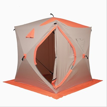 Outdoor Camping/Hiking/Picnic Tent Winter Thick Warm Tent