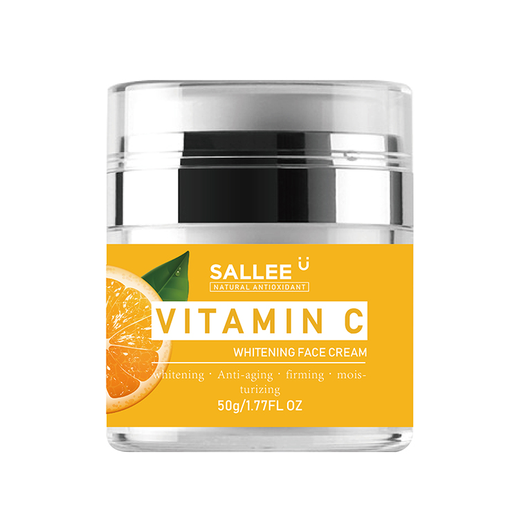 High Quality Skin Care Anti Aging Moisturizing Vitamin C Serum Vitamin c Skin Whitening Face <strong>Cream</strong>
