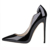 2019 Autumn Women's 12cm Pointed Toe Slip On Stiletto Shoes Wedding Dress Pumps