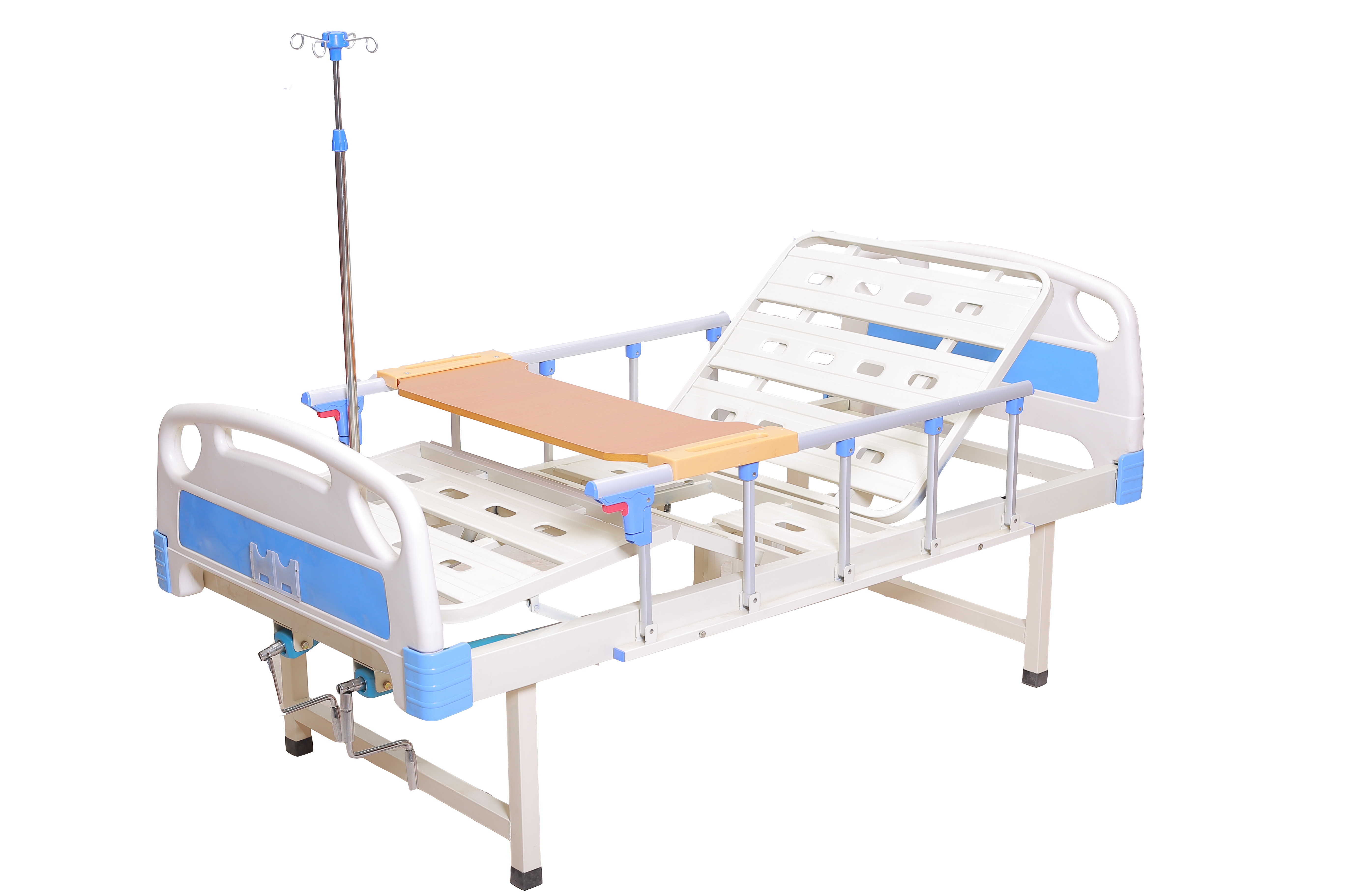 AI DI new product 2 crank bed 2 function medical patient hospital nursing bed for patients