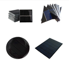 ETFE/Epoxy/PET/Glass custom solar panel/small flexible solar panel 1w6v 2w 3w 4w 5w 6w
