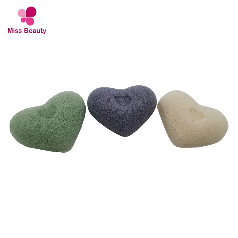 Wholesale Hot Sell Soft konjac Best Sponge Private Label Makeup Sponge Puff
